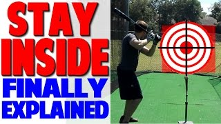 "How to ""Stay Inside the Baseball"" 