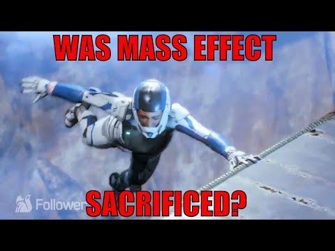 Was Mass Effect Sacrificed for Anthem?