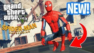 GTA 5 mods new GTA 5 Spiderman mod livestream with Typical Gamer! S...