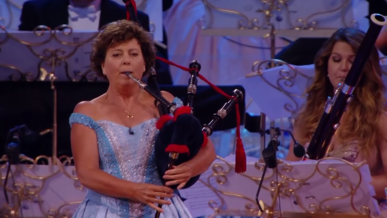 Andre Rieu Highland Cathedral Youtube