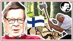 Miksei Suomessa ole Enemmän Puurakentamista? - Aimo Schroderus   Dosentti