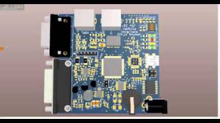EE 417 Final Project - FPGA based OBD2 Vehicle Interface