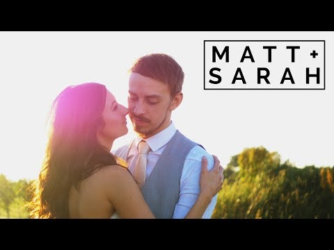 Matt + Sarah's Wedding film at the Aston Marina, Staffordshire