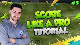 FIFA 16 HOW TO SCORE GOALS EVERYTIME TUTORIAL -SHOOTING / FINISHING TIPS & TRICKS -PLAY LIKE A PRO#5