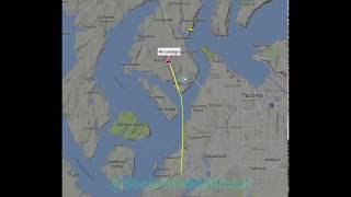 Richard Russell Stolen Plane Audio
