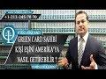 Amerika Ücretsiz Green Card/Yeşil Kart Foto Ayarlama (2019 Başvuru Tarihleri DV2021 fotoğraf boyutu)