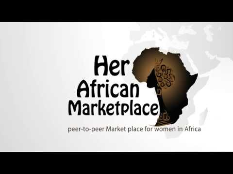 Presenting Her African Market
