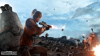 Star Wars BattleFront все о Drop Zone!