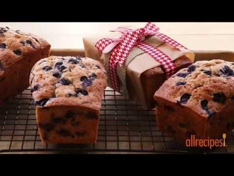 How to Make Blueberry Zucchini Bread | Zucchini Recipes | Allrecipes.com