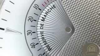 Швейцарские часы Zenith Elite Dual Time в разборке.(, 2015-09-18T07:55:38.000Z)