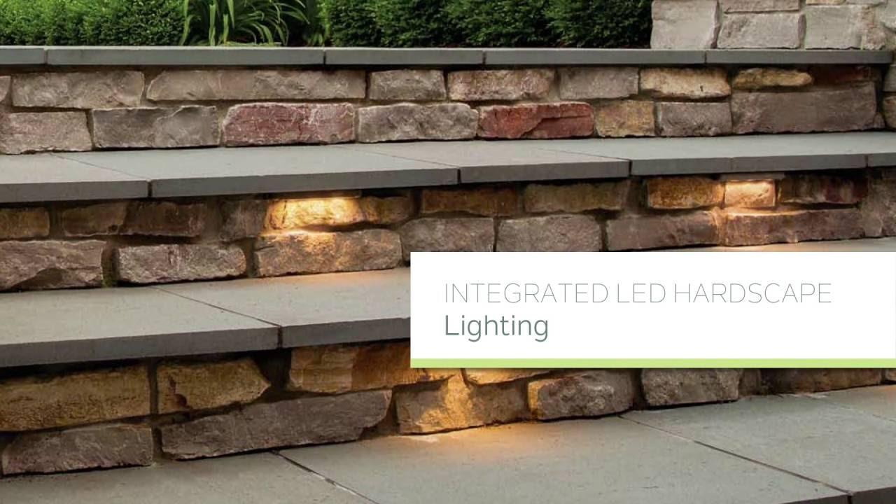 led hardscape lighting