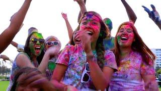Colors of Holi Moli - 2015