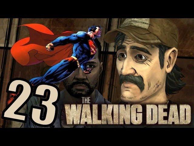 KENNY EL HEROE | The Walking Dead | Parte 23