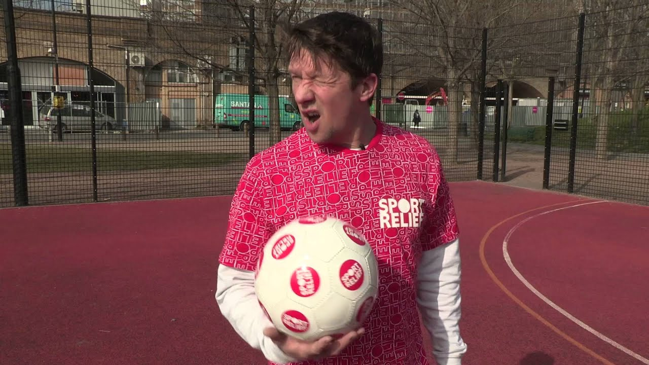 I hate football! (Sport Relief)