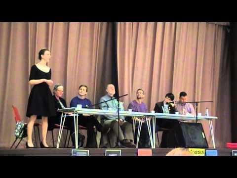 Pre-GE Forum: Panel presentations