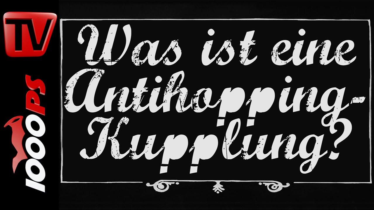 Was ist eine Antihopping Kupplung? - Motorrad Lexikon