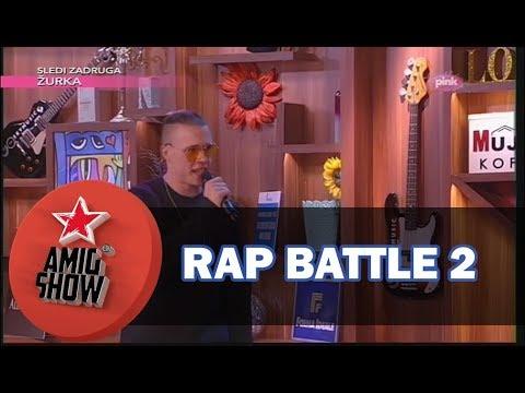 Rap Battle 2 - Leon i Ognjen (Ami G Show S10)