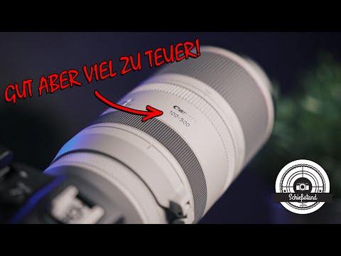 Das Canon RF 100-500mm zeigt, wieso wir Drittanbieter RF-Objektive brauchen! (Review/Test)