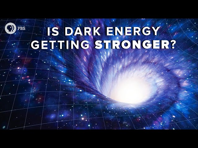 Is Dark Energy Getting Stronger?
