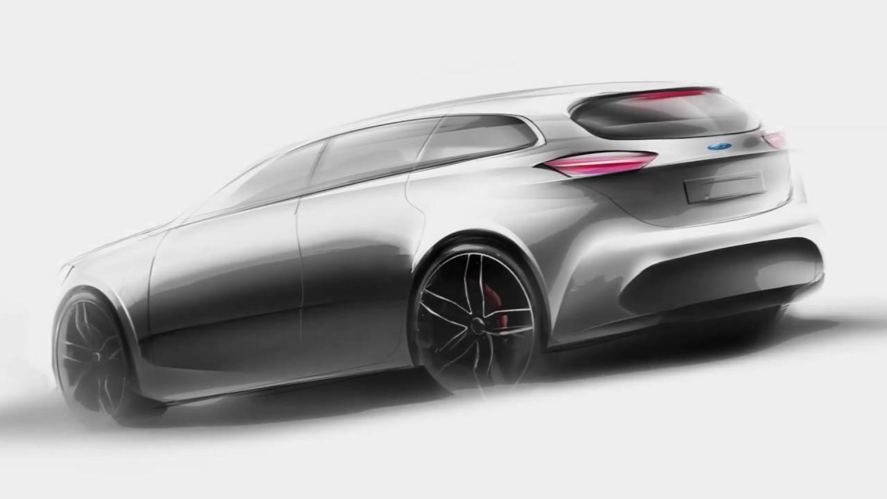 Sketching car #15 CDI