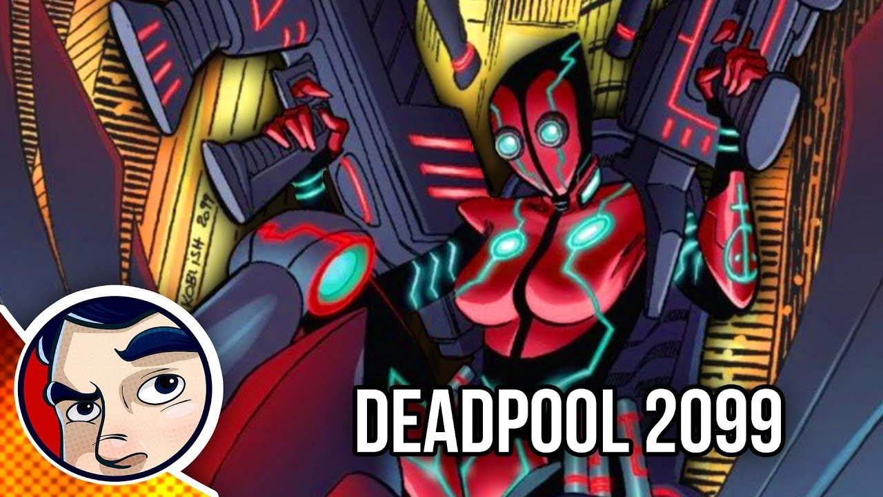 deadpool 2099 complete story youtube