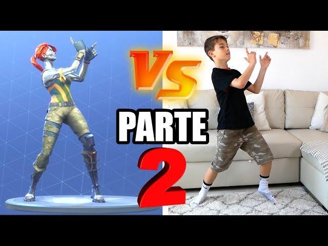 FORTNITE DANCE CHALLENGE 2