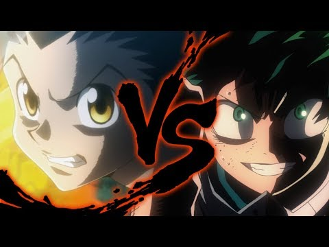 "Gon Freecss Vs. Izuku ""Deku"" Midoriya   Character Breakdown"