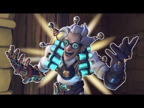 Dr. Junkensteins Halloween Suprise [Overwatch]
