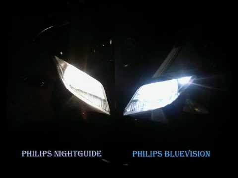 philips nightguide 3in1 vs philips bluevision ultra youtube. Black Bedroom Furniture Sets. Home Design Ideas