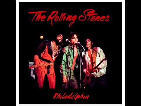 Rolling Stones    Philadelphia 1975 -Angie rare concert