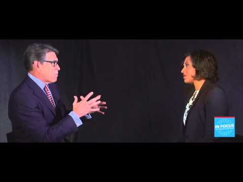 Gov. Rick Perry - In Focus interview w/RNC