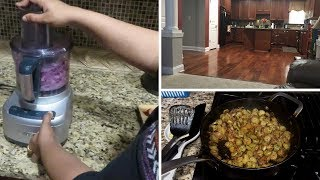 Morning routine in USA || Breakfast and Lunch Preparation || Met My SUBSCIBER