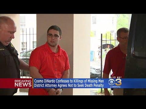 DiNardo Will Not Face Death Penalty For Murders