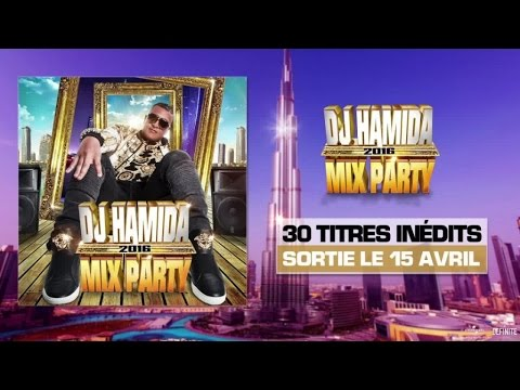 DJ Hamida - Introduction Mix Party 2016 (Son Officiel)