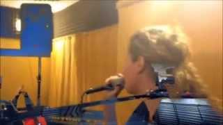 Gocce di Giorgia tribute band prove live Moody Beat Studio