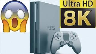 ¡¡SONY DICE QUE PS5 CORRERÁ JUEGOS 8K NATIVOS Y 120 FPS! ( JA JA JA Y SOY EL HIJO DE PHIL SPENCER )