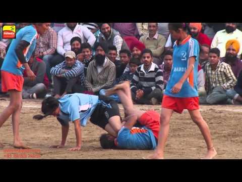 GARHDIWALA (Hoshiarpur)    KABADDI CUP - -2015    GIRL's SHOW MATCH    Full HD   