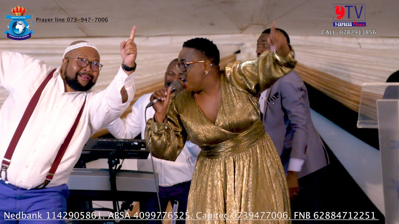 Download londiwe sphe nxumalo  JOYOUS CELEBRATIONS  18 Years celebration Tabernacle Church Of All Nations