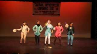 "Malaysian contemporary dance, ""Nirmala"" - Cultural Night Carleton University 2013"