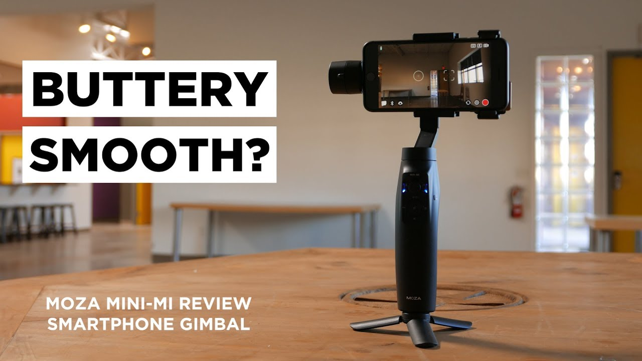 Smooth Gimbal Shots on a Budget   bc03406bcc