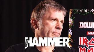 Iron Maiden Download 2013 - Bruce Dickinson Interview - Part One | Metal Hammer