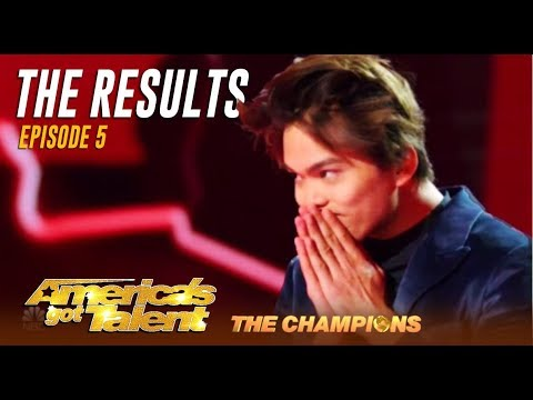 THE RESULTS: American Superfans SHOCK Once Again! Did They Get It Right? | AGT Champions