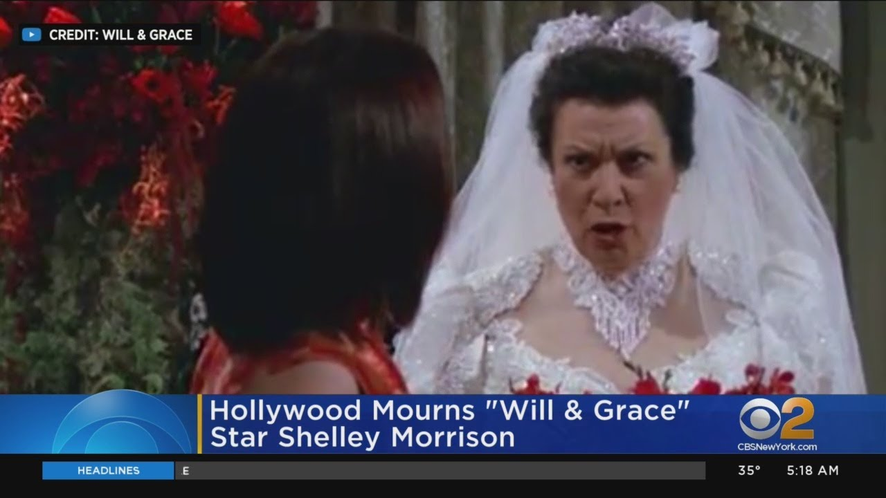 Shelley Morrison, Rosario on 'Will & Grace,' dies at 83