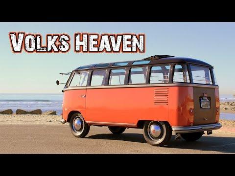 WE FOUND A VW BUS PARADISE // Hasta Alaska // S04E03