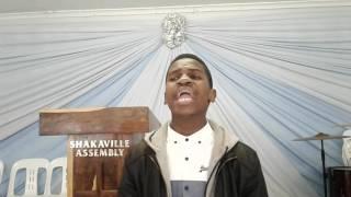 Siphelele Miya Sings Mayenzeke Intando Yakho By Dumi Mkokstad.