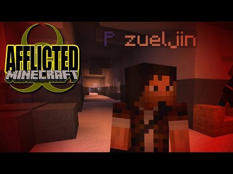 AFFLICTED :: Minecraft MMORPG :: Ep 1 :: DOCTOR!