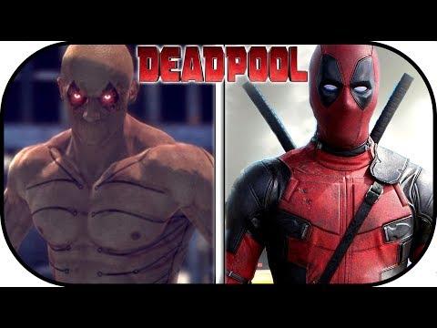 EVOLUTION of DEADPOOL in Movies Cartoons TV Anime 1992-2018 Deadpool 2 movie scene Fight clip