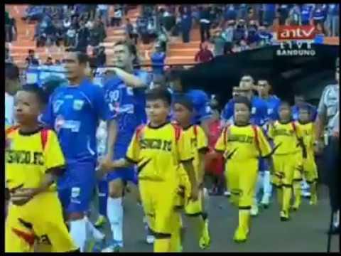 Persib Bandung VS PSAP Sigli ISL 2011/2012