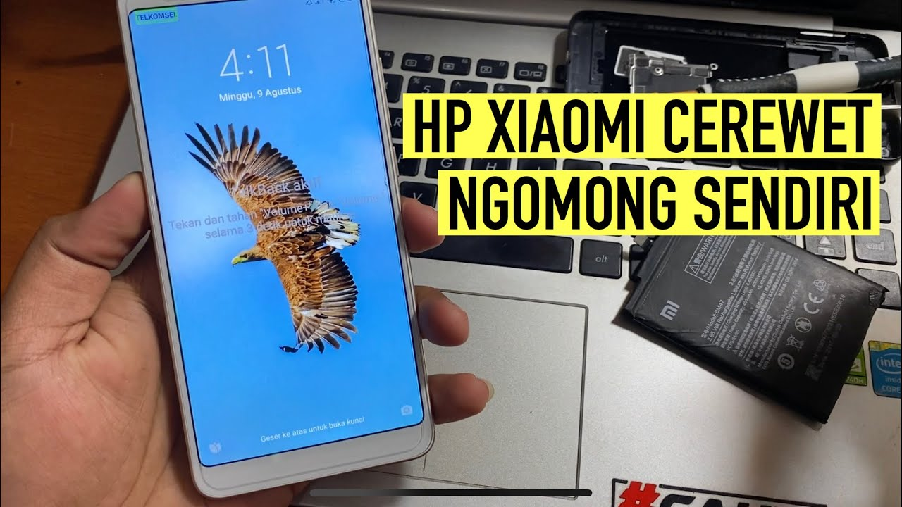 Mengatasi Xiaomi Ngomong Sendiri Karena Talkback Aktif