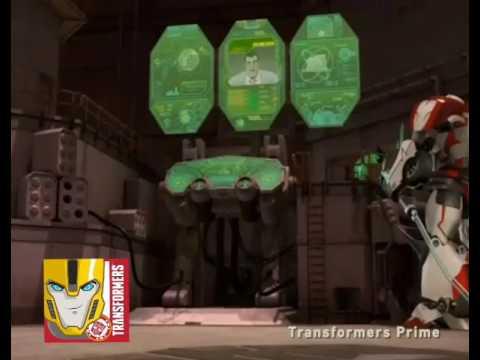 Arcee,Optimus'u kurtarabilecek mi ? | Transformers Prime | 2.Sezon 1.Bölüm |